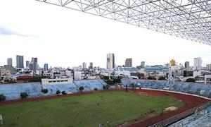 Sân Chi Lăng từ 'chảo lửa' đến đất vàng bị bỏ hoang ở Đà Nẵng