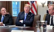 Trump nhận là tổng thống Mỹ cứng rắn nhất với Nga