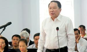Tòa trả hồ sơ vụ cựu Chủ tịch TP Vũng Tàu vì nghi lọt tội