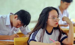 Điểm sàn xét tuyển của hai đại học Sư phạm Hà Nội