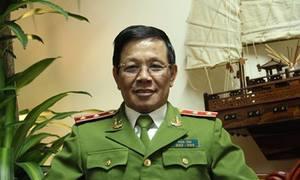 Cựu tổng cục trưởng cảnh sát nhận đồng hồ tiền tỷ của doanh nghiệp