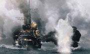 Trận đánh cuối cùng của chiến hạm Nga bị nghi chở kho báu 130 tỷ USD