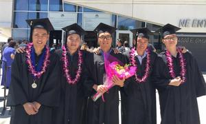 Du học trường Đại học California với chi phí Việt