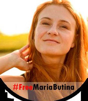 Tài khoản Twitter của Bộ Ngoại giao Nga thay ảnh đại diện mới kèm hashtag kêu gọi trả tự do cho Maria Butina. Ảnh: Twitter.