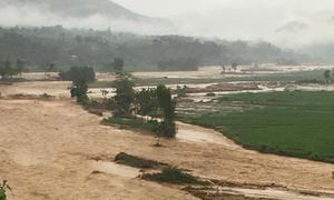 8 người chết, 10 người mất tích do mưa lũ ở Yên Bái