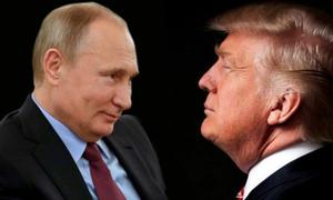 Bạn bè Mỹ của tôi đều giận dữ sau khi Trump gặp Putin