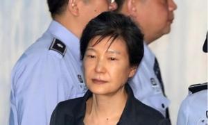 Cựu tổng thống Hàn Quốc chịu thêm 8 năm tù