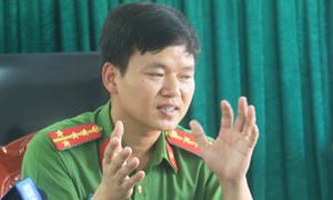 Tiểu đoàn trưởng: 'Không thí sinh cảnh sát cơ động nào là con quan chức'