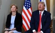 Người phụ nữ duy nhất biết nội dung cuộc họp riêng Trump - Putin