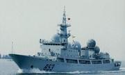 Mẫu tàu Trung Quốc dùng để do thám diễn tập RIMPAC 2018