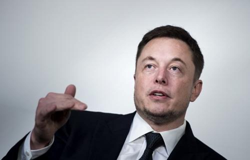 Elon Musk tại một sự kiện ở Washington tháng 7/2017. Ảnh: AFP,
