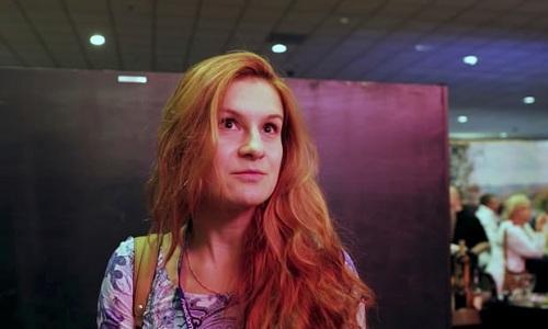 Maria Butina đối mặt án tù 15 năm nếu bị kết tội. Ảnh: Reuters.