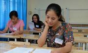 Bộ Giáo dục tiếp tục chấm thẩm định bài thi của 3 tỉnh