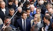 Tổng thống Pháp hứng sóng gió vì vệ sĩ hành hung người biểu tình