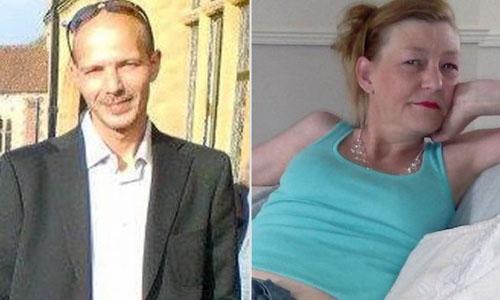 Charlie Rowley (trái) xuất viện hôm 20/7, trong khi bạn gái Dawn Sturgess qua đời hôm 8/7 do nhiễm chất độc thần kinh Novichok. Ảnh: Facebook.