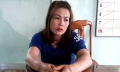 Nhà nữ nghi can tra tấn cô gái ở Kon Tum bị khám xét