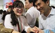 Cô gái lập kỷ lục cho đoàn Olympic Sinh học Việt Nam