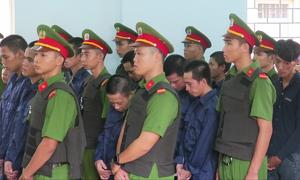 Nhóm người gây rối ở Phan Rí Cửa lĩnh án