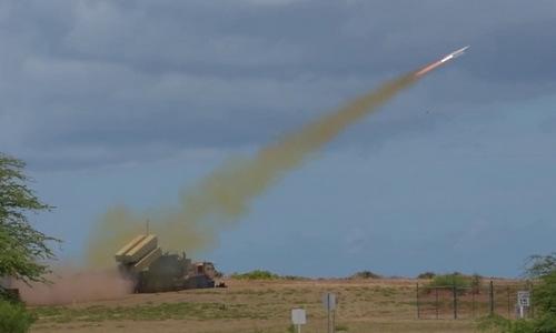 Tổ hợp Type-12 của Nhật khai hỏa tại RIMPAC 2018. Ảnh: US Navy.