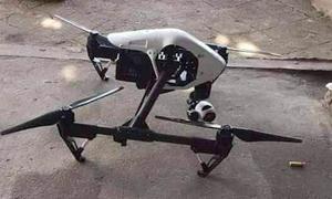 Công an Hải Phòng dùng flycam truy tìm hai nghi can cướp taxi
