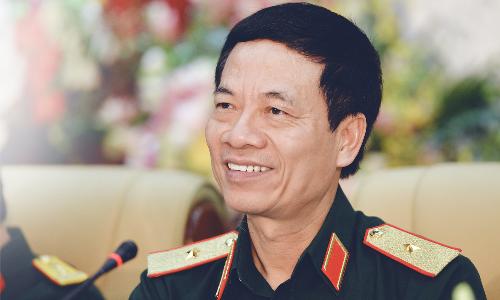 Ông Nguyễn Mạnh Hùng. Ảnh: Viettel.