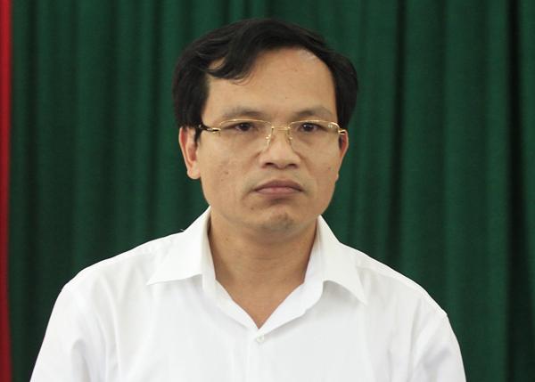 Cục trưởng Quản lý chất lượng Mai Văn Trinh. Ảnh: Dương Tâm