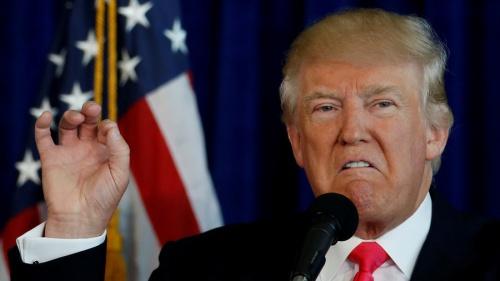 Tổng thống Mỹ Donald Trump. Ảnh: Reteurs.
