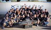 Thiết kế tàu siêu tốc Hyperloop lập kỷ lục 467 km/h