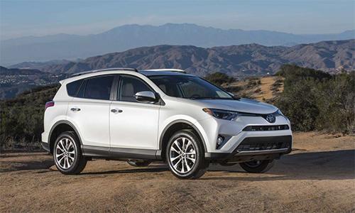 Toyota bán được 198.390 chiếc RAV4 trong sáu tháng đầu 2018, tăng 7,4% so với cùng kỳ.
