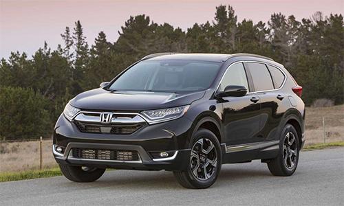 Honda CR-V bán ra 179.588 xe trong nửa đầu năm 2018, giảm 4,4% so với cùng kỳ 2017.