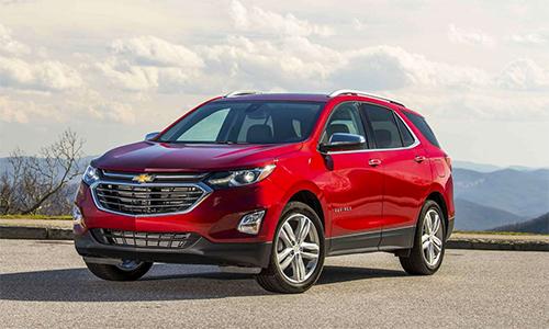 Nửa đầu 2018, Chevrolet Equinox bán ra 156.366 xe, tăng 17,2% so với cùng kỳ 2017.
