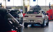 BMW X4 mới lộ diện - đối thủ của Mercedes GLC coupe