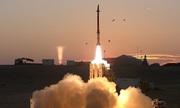 Lá chắn Israel bắn trượt tên lửa Syria trong lần khai hỏa đầu tiên