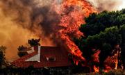 Tìm thấy 26 thi thể tại sân biệt thự trong vụ cháy rừng Hy Lạp
