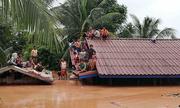Chưa ghi nhận nạn nhân người Việt trong vụ vỡ đập thủy điện Lào