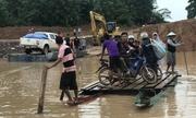 Thủ tướng Lào nói 131 người mất tích sau vụ vỡ đập thủy điện