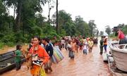 Tìm thấy 26 thi thể sau vỡ đập ở Lào