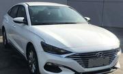 Hyundai Lafesta - sedan mới lần đầu lộ ảnh thực tế