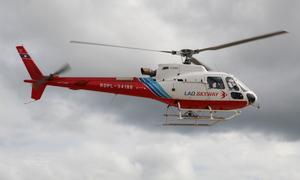 26 người của HAGL đã được trực thăng giải cứu