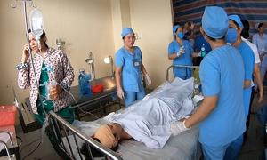 12 người bị chém trong vụ truy sát tại Bạc Liêu