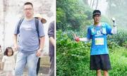 Chàng trai Trung Quốc giảm 25 kg, cảm ơn người yêu cũ đã chê béo