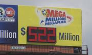 Một người Mỹ trúng số độc đắc hơn nửa tỷ USD