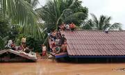 Vì sao Lào có mưa lớn?