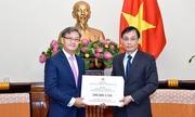Việt Nam hỗ trợ Lào 200.000 USD để khắc phục sự cố vỡ đập thủy điện