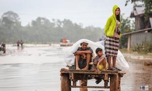 Ám ảnh của người Lào khi đập thủy điện bị vỡ