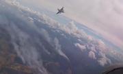Tiêm kích Thụy Điển ném bom thông minh 22.000 đô để chữa cháy rừng