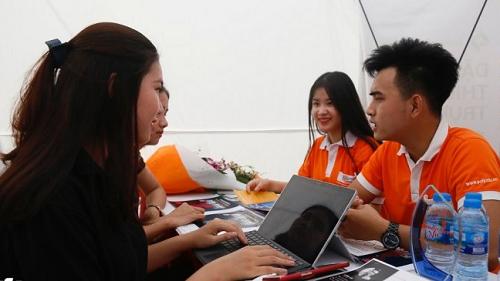 Thông qua sự kiện, người lao động, sinh viên, nhà tuyển dụng, cơ quan hoạch định nguồn nhân lực tiếp cận nhiều thông tin hữu ích.