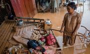 Bản ở Lào tan hoang sau sự cố vỡ đập thủy điện
