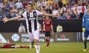 Juventus 2-0 Bayern Munich