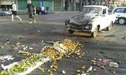 IS đồng loạt tấn công, đánh bom tự sát ở Syria, 215 người chết